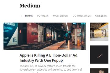 教你如何在Midium.com上免费看文章