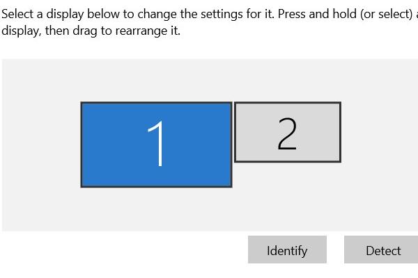 Win10无法识别外接屏幕及显示模糊的解决方法