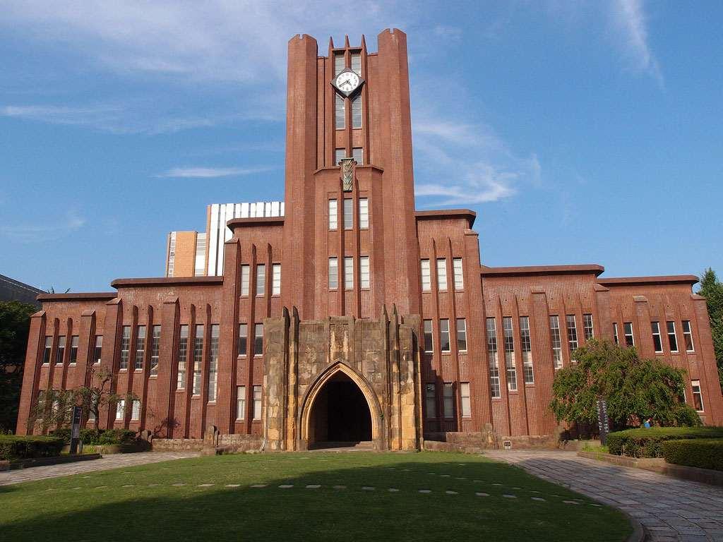 东京大学4月起已停止课程面授