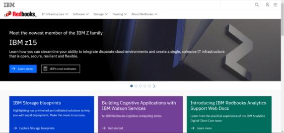IBM Redbooks 免费IT电子书下载