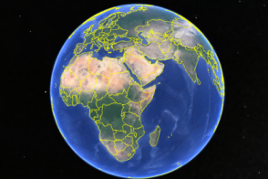 谷歌地球Windows(32位和64位)/MAC/安卓离线版下载!
