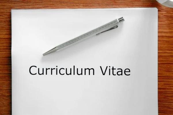 名校英文CV(Curriculum Vitae)模板 附小教程/原版写作指导/英文年月日格式参考